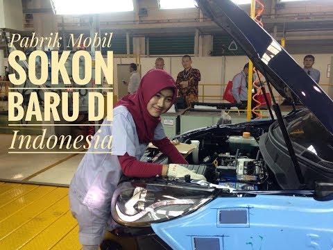 Tercanggih, Pabrik Mobil China Baru Sokon di Indonesia Pakai Robot