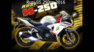 introducing the new rusi ss 250cc 2016 model