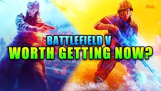 Battlefield V Worth Getting Now? Year 2 Edition
