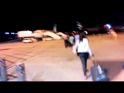 Larnaca International Airport Embarking