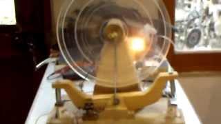 moteur magnétique 04 ( berceau )