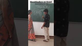 Science Teacher Vs Student #shorts #lastbenchers 0/100