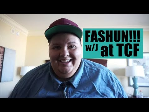 The Curvy Fashionista Style Expo w/Fat Girl Flow & Plus Size Babes!