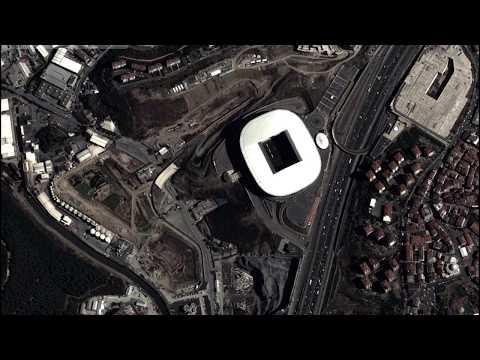 2007-2017 (10 yıllık değişim) -Türk Telekom Arena Stadyumu (Galatasaray)