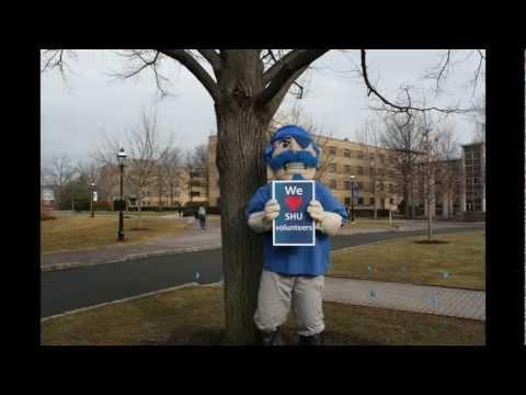 Seton Hall University Student Engagement and Philantrophy Day 2013