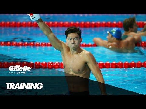 Preparing for Rio 2016 with Ning Zetao | Gillette World Sport