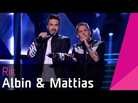 Albin & Mattias – Rik | Melodifestivalen 2016