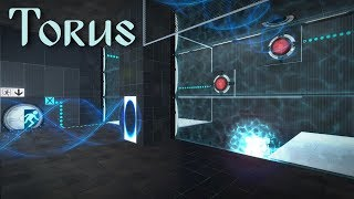 """Portal 2 Blind Playthroughs: Episode 133: """"Torus"""" by Midd"""