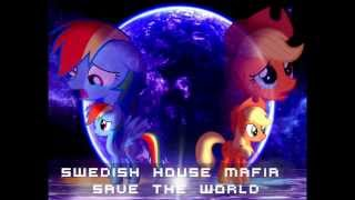 Swedish House Mafia - Save The World (Megamix) [HD & lyrics]