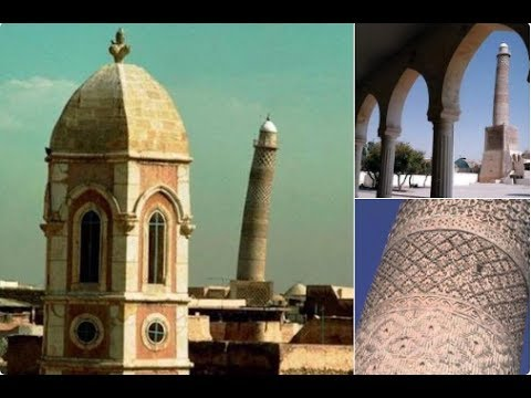 "Historic Breaking News ""Ancient Al Nuri Mosque EXPLODES""!!!!!!!!"