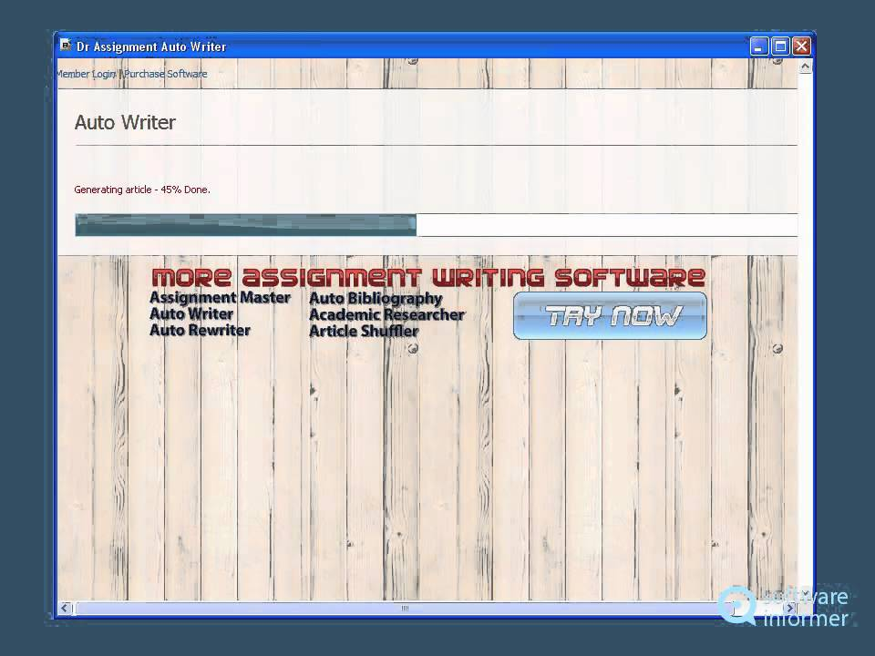 dr assignment auto writer quick demo  dr assignment auto writer quick demo