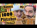 CharityChallenge 1000 Pltzchen backen fr Ob