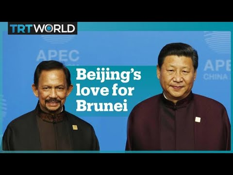 China rescues Brunei