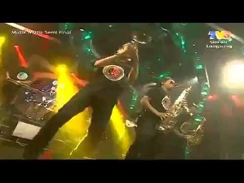 Salammusik - Aku Pelat (LIVE Separuh Akhir Muzik Muzik 28)