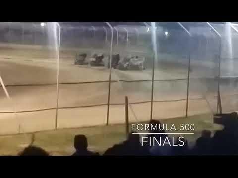 Formula 500 (Latrobe speedway) 11/11/17