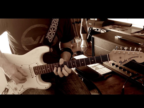 """Sepia Tones"" by Emerson Swinford featuring the Germino Club 40 Amp"