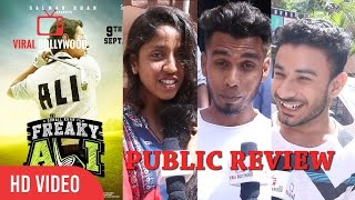 Freaky Ali Full Movie Public Review | First Day First Show | Nawazuddin, Amy Jackson, Arbaaz Khan