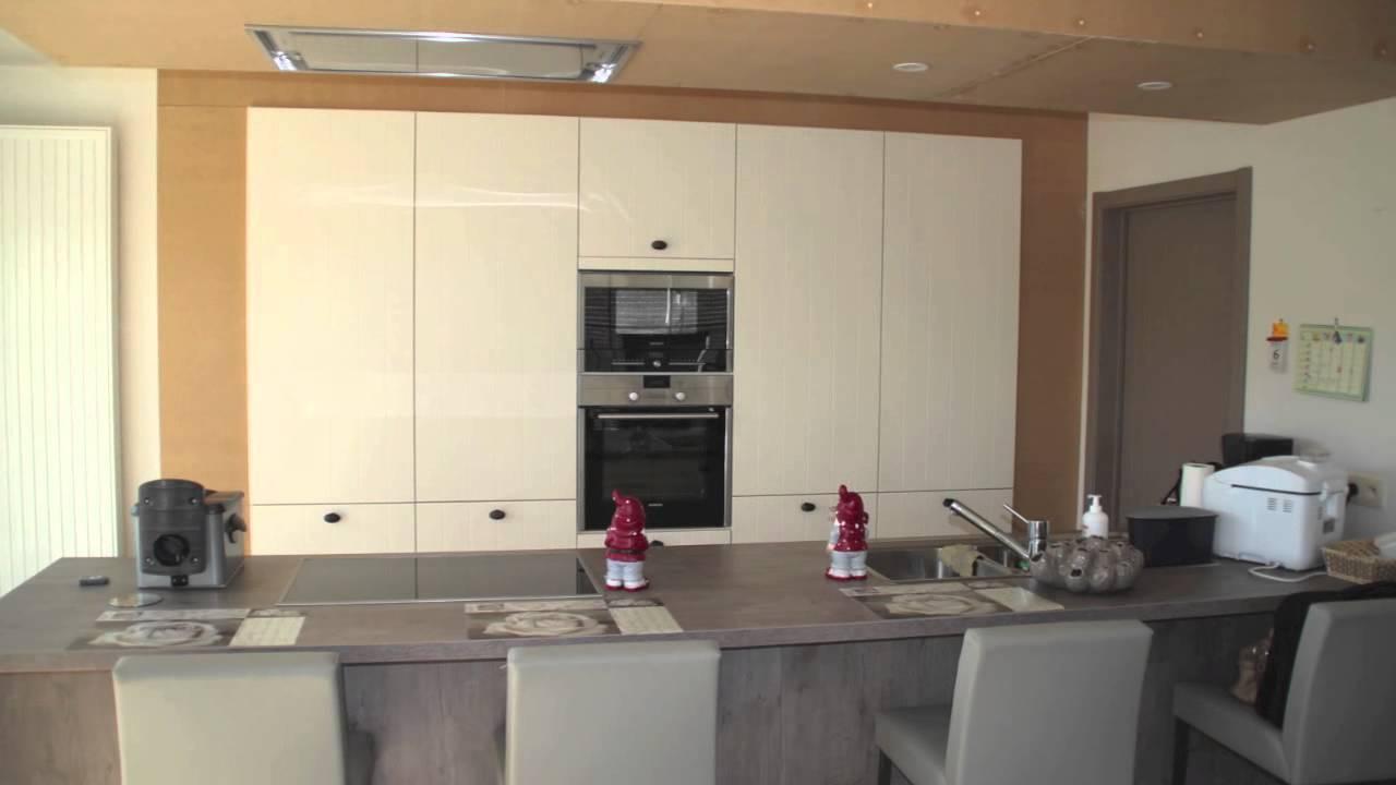 Keukens de abdij klanten getuigen familie van tittelboom youtube - Eilandjes van keuken ...