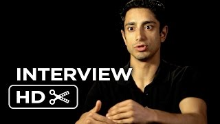 Nightcrawler Interview - Riz Ahmed (2014) - Dan Gilroy Crime Drama HD
