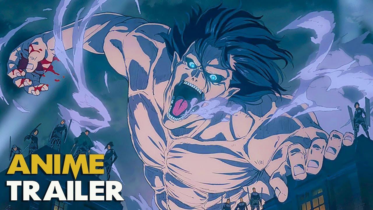 Attack on Titan TV Season 4 Final Trailer (Shingeki No Kyojin) - YouTube