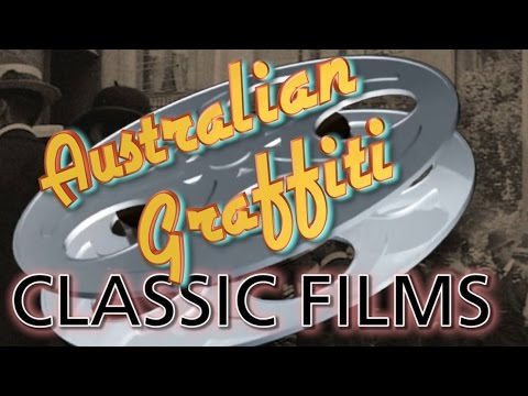 Alan Finney [Special Guest] - Australian Graffiti Classic Films - S5E7 - [Channel 31]