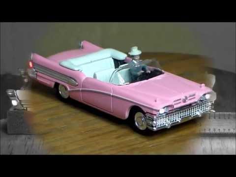 Elegant pink Buick