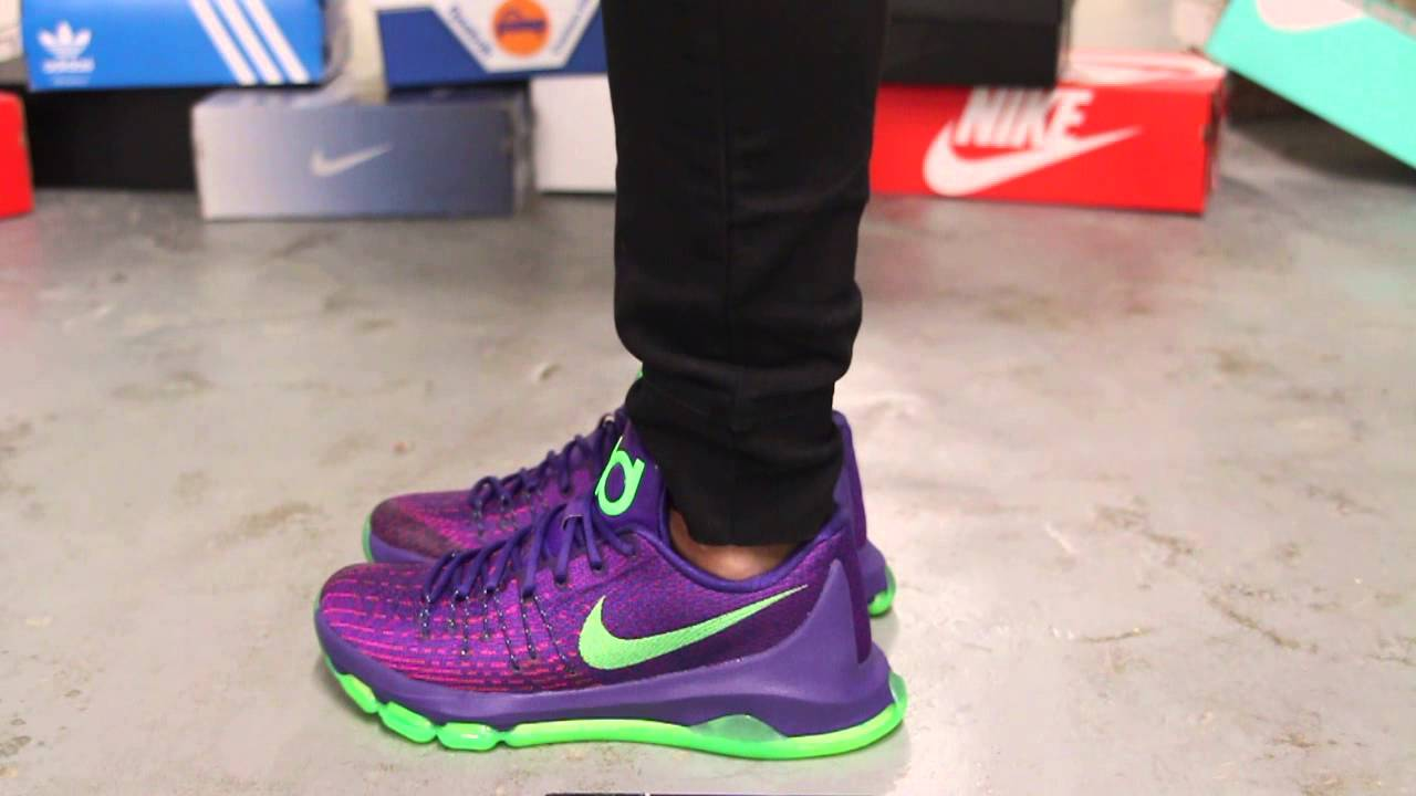 brand new 0b9ad bb8ce wholesale nike kd 8 purple 5ae89 e3691