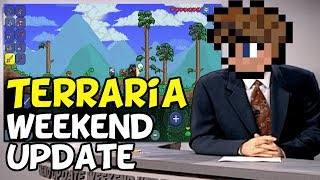 Terraria Weekend Update — Mobile 1.3 Release & More News