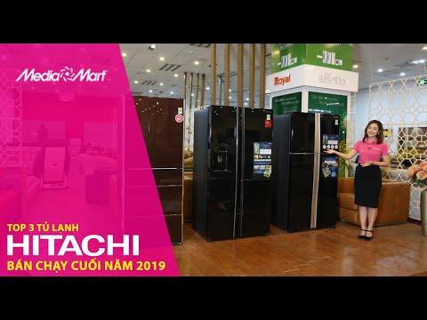 Top 3 Tủ Lạnh Hitachi Dự Kiến Bán Chạy Nhất Dịp Tết 2020