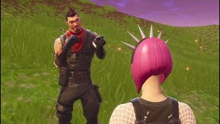 FORTNITE BEST LOVE STORY EVER! ❤🙏