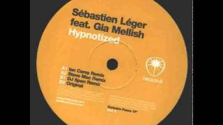Sébastien Léger Feat. Gia Mellish - Hypnotized (Steve Mac Remix)