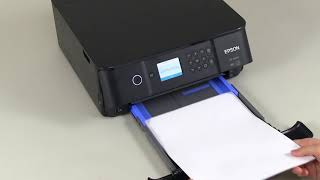 Unpacking and Setting Up a Printer (Epson XP-6100, XP-6000) NPD5877