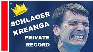 SCHLAGER Werner - KREANGA Kalinikos Private Record Legends Tour 2018 Table Tennis