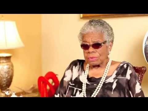 Inaugural National D&R Champion | Dr. Maya Angelou on Courage