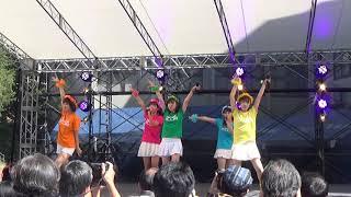 Fiesta! Fiesta! SPL∞ASH アクターズスクール広島 20191013 広島国際学院大学 高城祭2019.