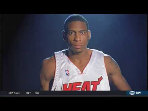 Remembering former Miami Heat player Rasual Butler