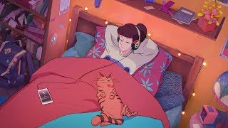 Gambar cover lofi hip hop radio - beats to sleep/chill to