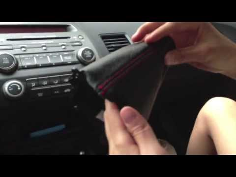 DIY: How to Replace Shift Boot