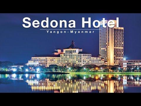 Sedona Hotel Yangon, Myanmar   5-Star Luxury Hotel
