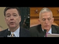 Trey Gowdy  Vs. FBI Director James Comey ,House hearing on Russia's involvement in the 2016 election