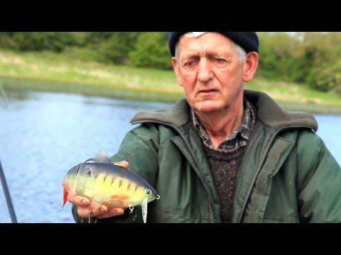 Pike Fishing, Lough Ardan, County Cavan, Ireland