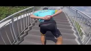 Имитационные упражнения для техники конькового хода. Часть вторая