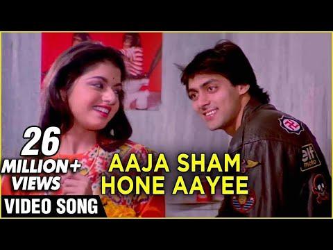 Aaja Shaam Hone Aayi - S. P. Balasubrahmanyam & Lata Mangeshkar's Superhit Duet - Maine Pyar Kiya