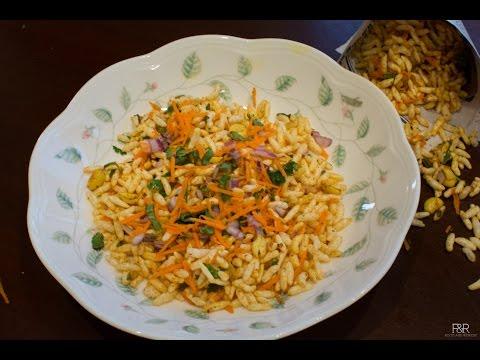 Churumuri   Mangalore style Churumuri   Bangalore  - Mysore street foods