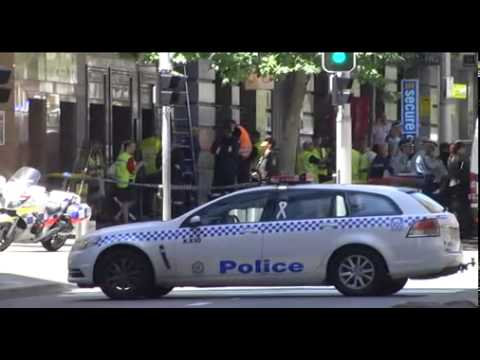 Chris Kenny recounts his brush with the Sydney siege