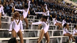 "SU Dolls ""Free Yourself"" - 2015 Southern vs PVAMU"