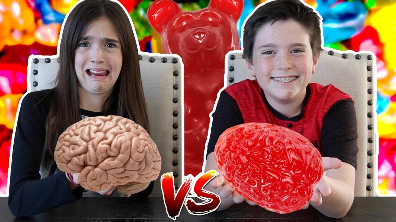 Every Single Gummy Food Video Ever Eh Bee Family Mega Compilation