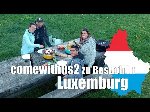 Luxemburg Sightseeing Tour mit comewithus2 | Vlog Special