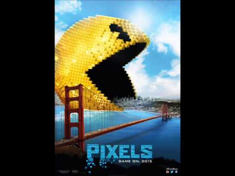 """Pixels (Movie 2015) (OST) Waka Flocka Flame Featuring Good Charlotte - """"Game On"""""""