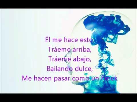 Alexandra Stan- Mr Saxobeat  en español